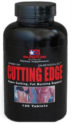 Cutting Edge 120tab. - USA Sports Labs