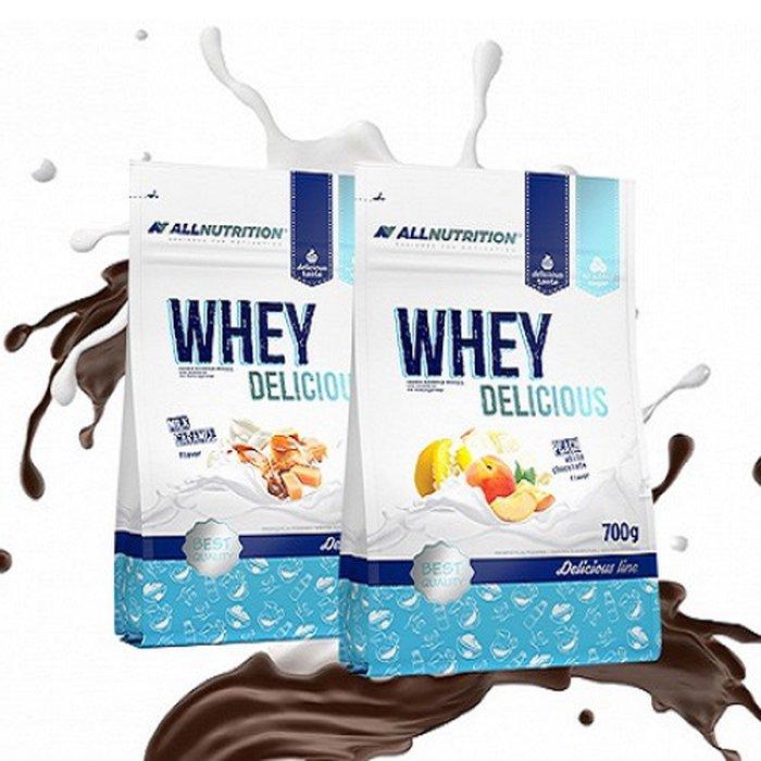 Whey Delicious 700g Chocolate - ALLNUTRITION