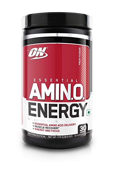 Amino Energy 270g fruit. - ON