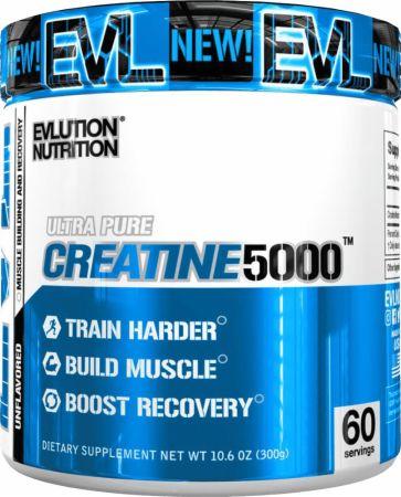 CREATINE 5000 60serv. - EVL