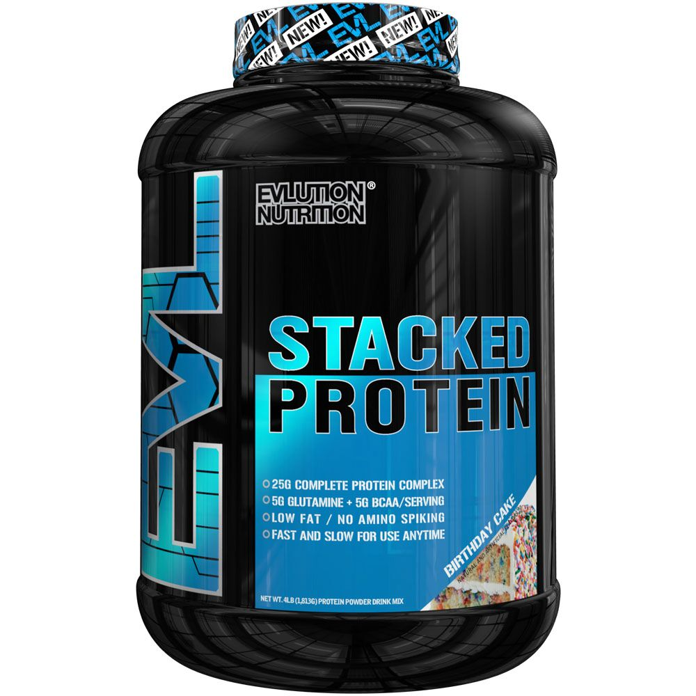 STACKED PROTEIN 4lb. - EVL