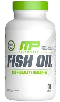 Fish Oil 90softgels - MP