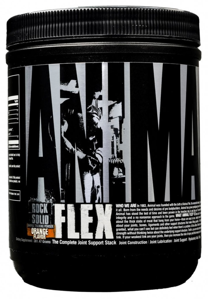 Animal Flex Powder 381g - Universal (orange)