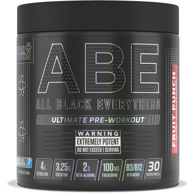 ABE 315g fruit punch - Applied Nutrition