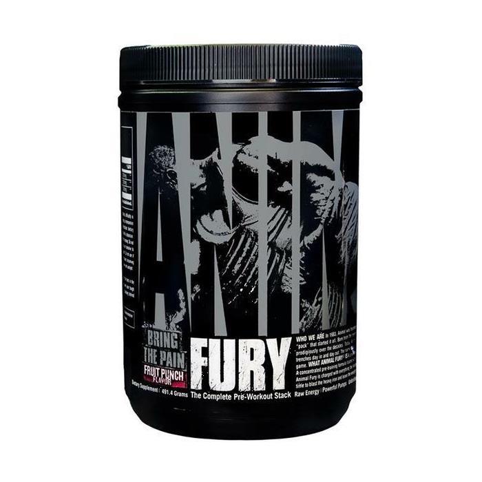 Animal Fury 20serv. fruit punch - Universal