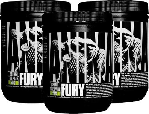 Animal Fury 20serv. - Universal