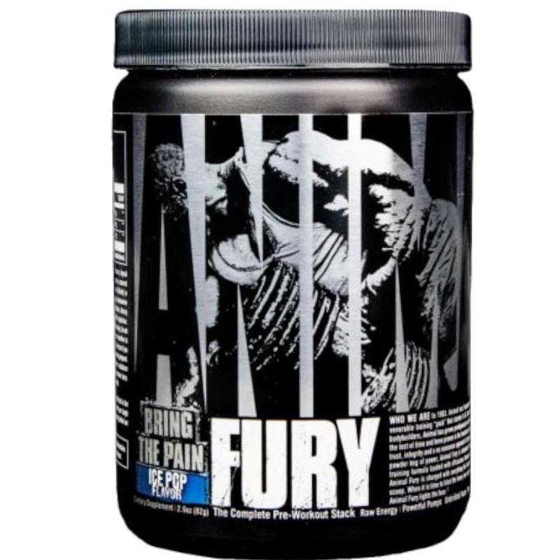 Animal Fury 20serv. ice pop - Universal