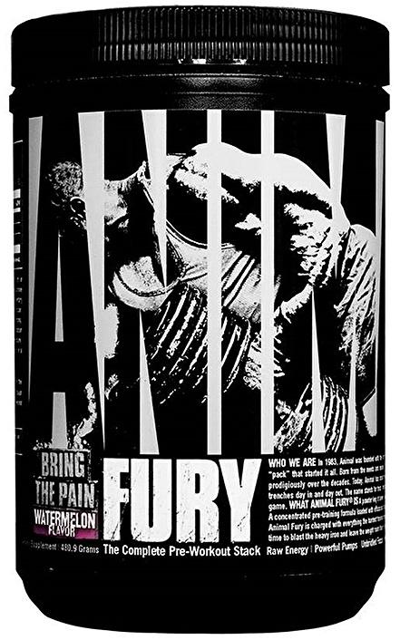 Animal Fury 20serv. water mel. - Universal