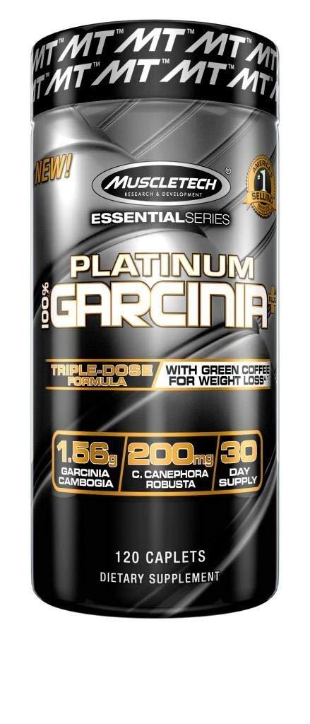 Platinum 100% GARCINIA 120caps. - MT