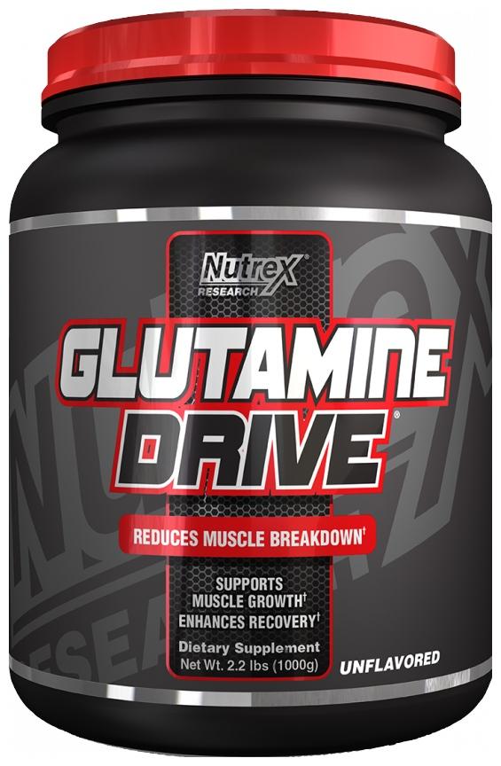 GLUTAMINE DRIVE 1000g - NUTREX
