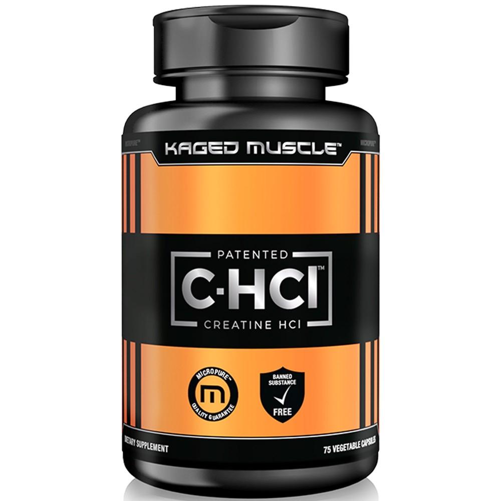 CREATINE HCI 75caps. - Kaged Muscle