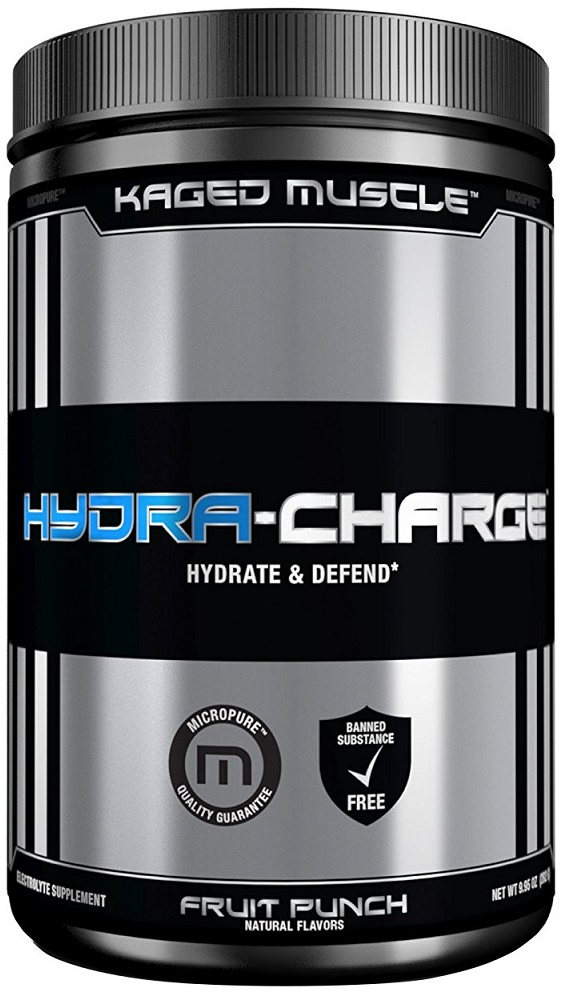 HYDRA-CHARGE 282g fruit punch - Kaged Muscle