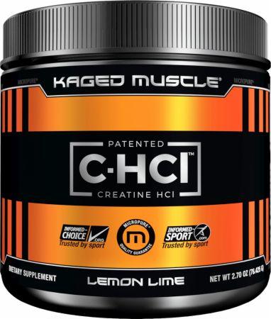 CREATINE HCI Powder 75serv. lemon - Kaged Muscle