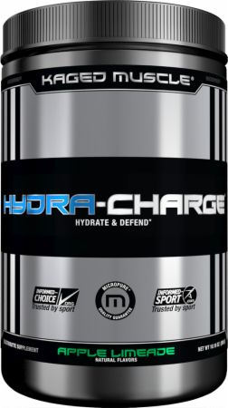 HYDRA-CHARGE 282g apple lim - Kaged Muscle