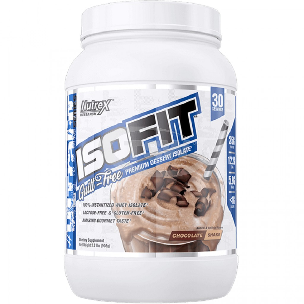 ISOFIT 5lbs Chocolate - NUTREX