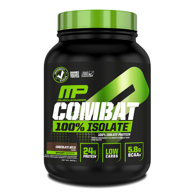 COMBAT 100% ISOLATE 4lb choco. - MP
