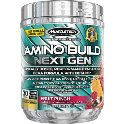 Amino Build Next Gen 30serv. fruit p. - MT