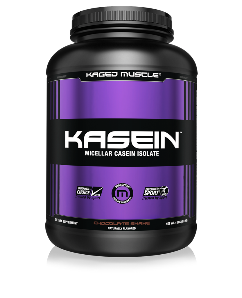 KASEIN 4LB/1,8kg - Kaged Muscle