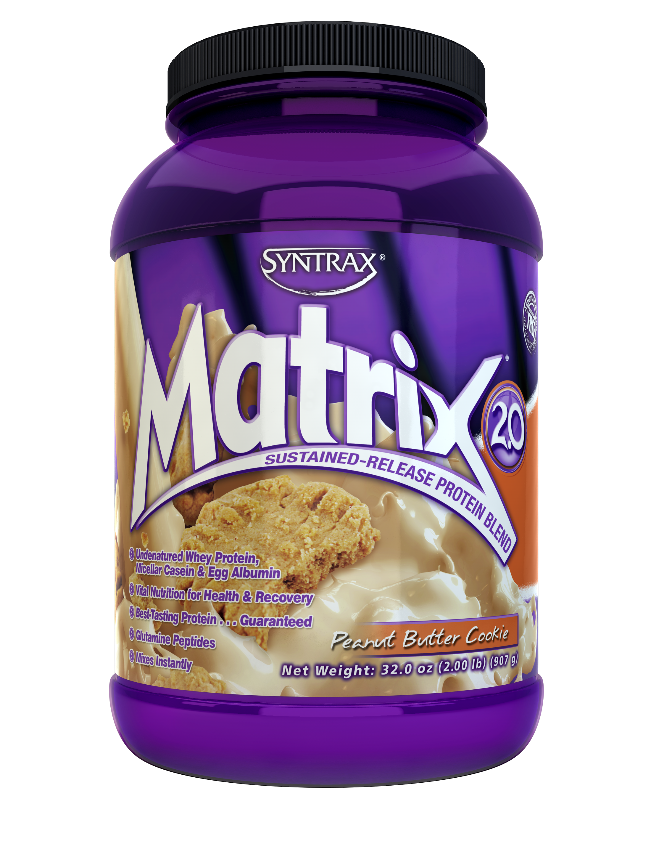 Syntrax Matrix 2.0 - Peanut Butter Cookie 2 lb