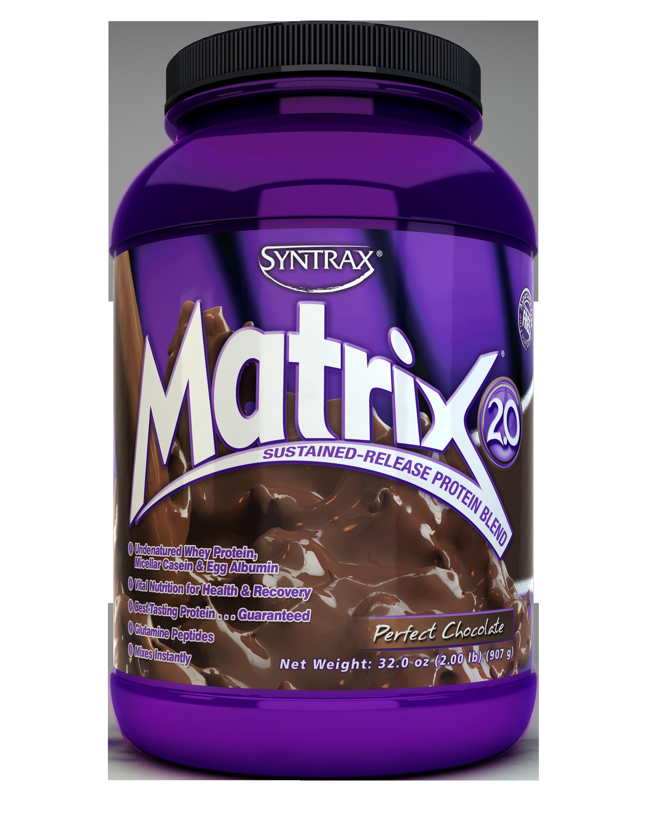 Syntrax Matrix 2.0 - Perfect Chocolate 2 lb