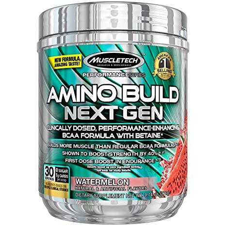 Amino Build Next Gen 30serv. wat.mel. - MT