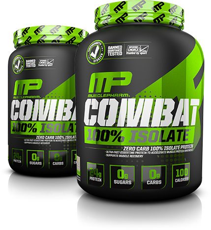 COMBAT 100% ISOLATE 4lb - MP