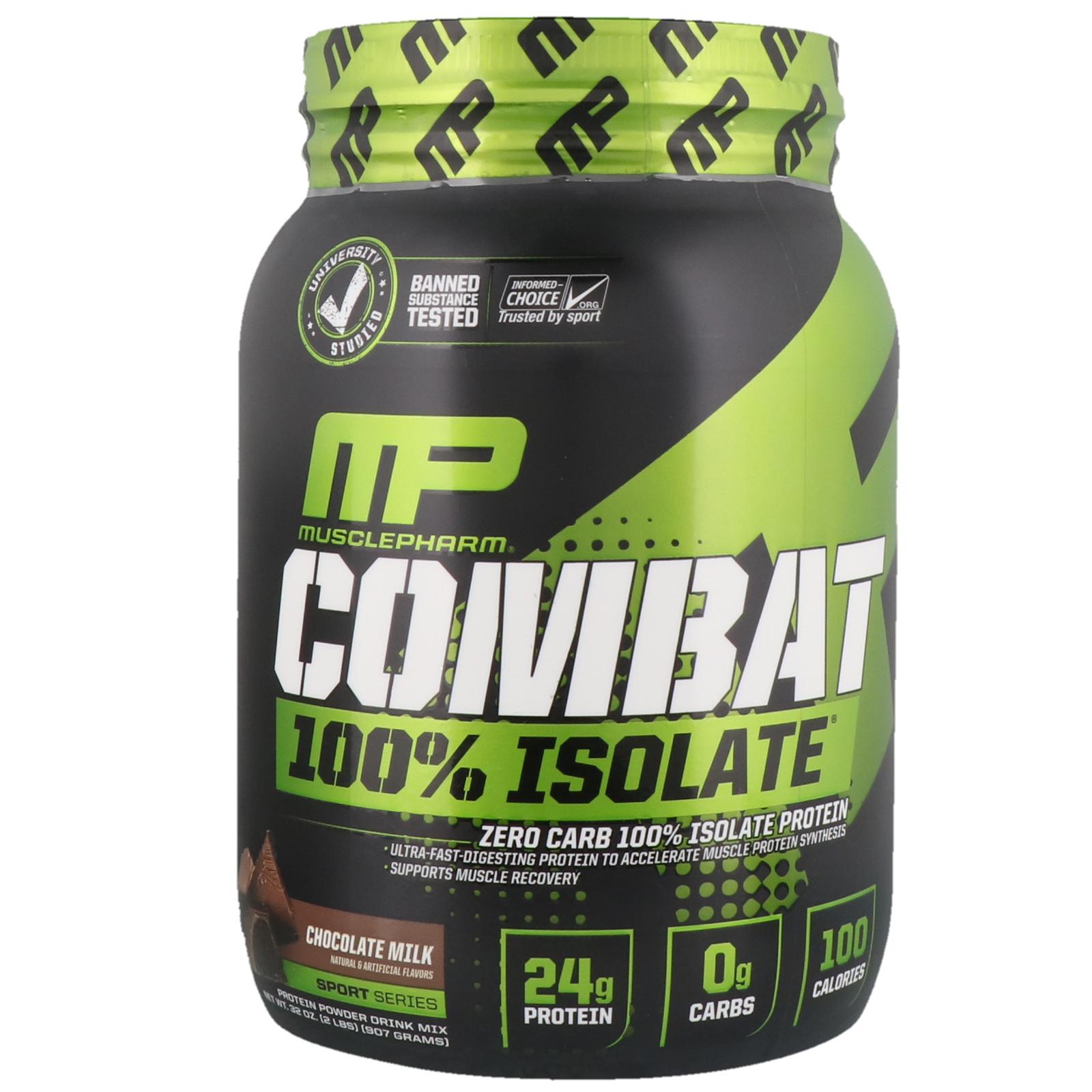 COMBAT 100% ISOLATE 4lb choco. - MP