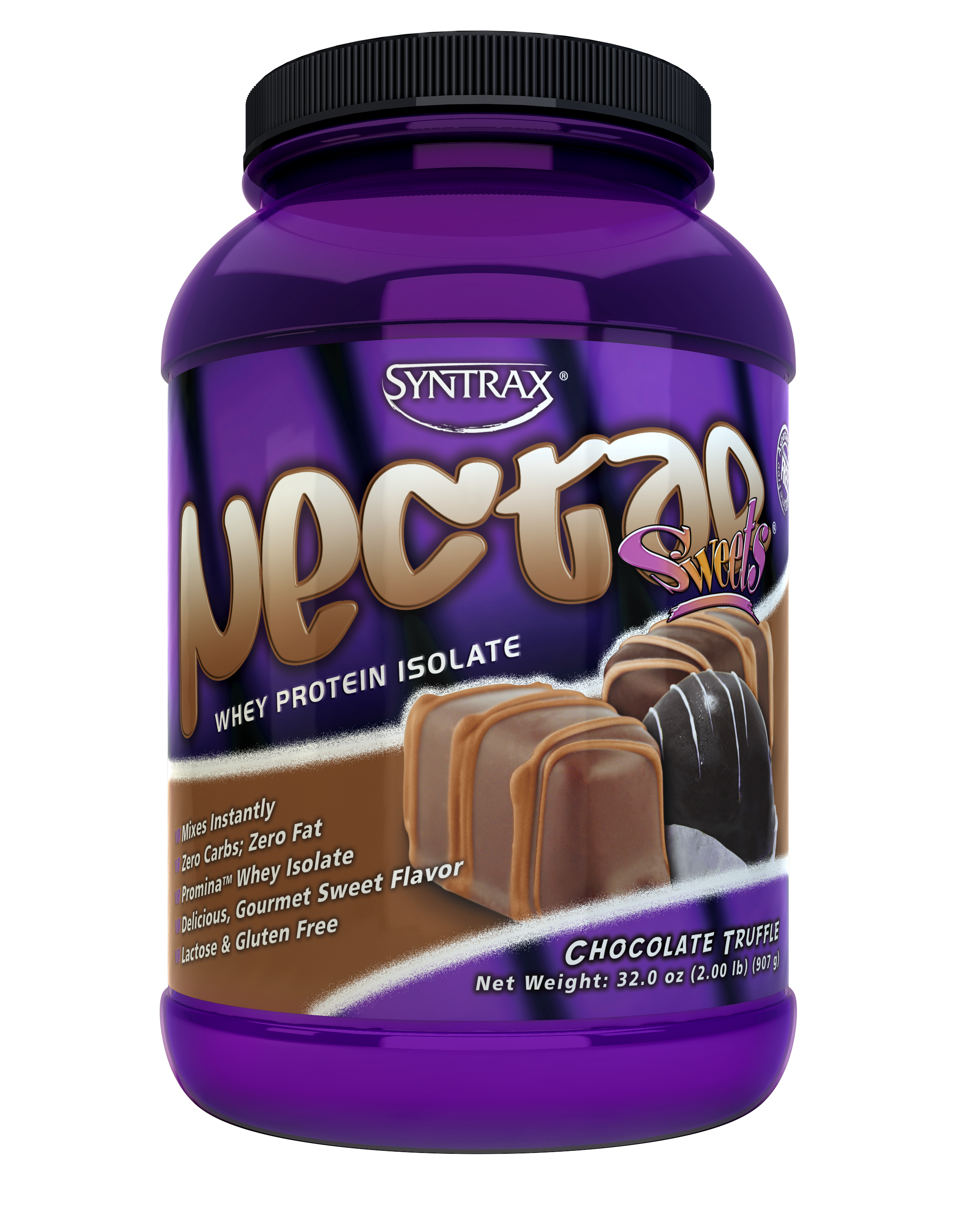 Syntrax Nectar Sweets - Chocolate Truffle 2 lb