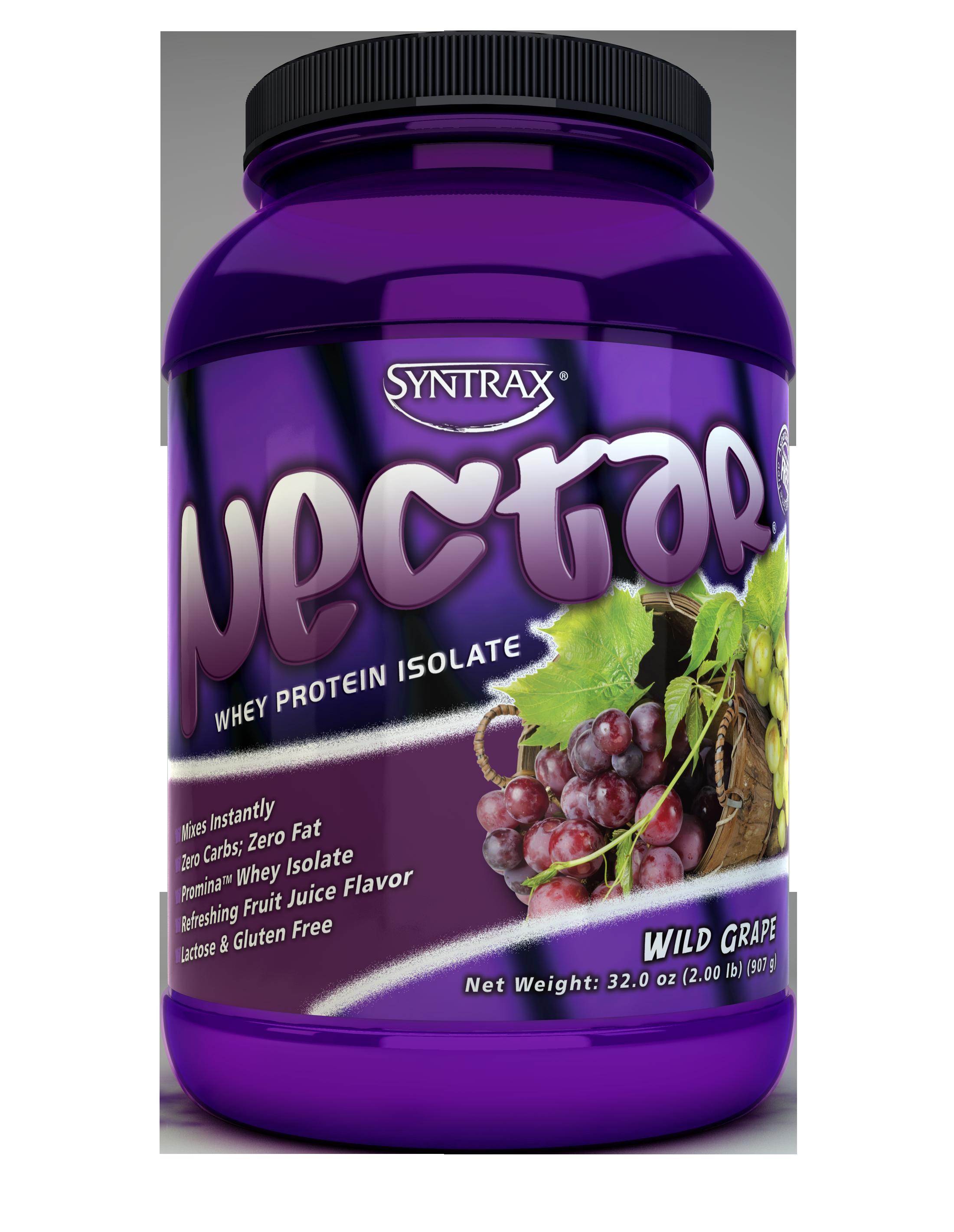 Syntrax Nectar - Wild Grape 2 lb