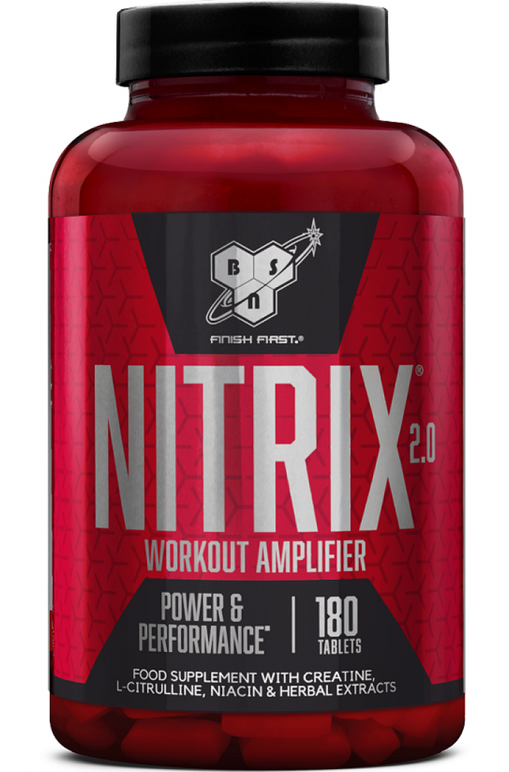 NITRIX 2.0 180tab. - BSN