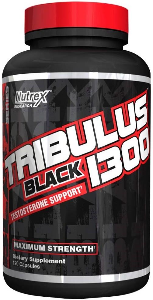 Tribulus Black 1300 120caps. - NUTREX