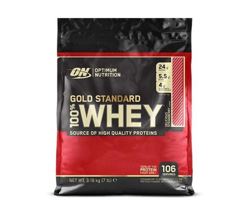 100% Whey Gold Standard 7lb - ON
