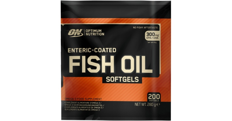 ENTERIC COATED FISH OIL 200softgels - ON
