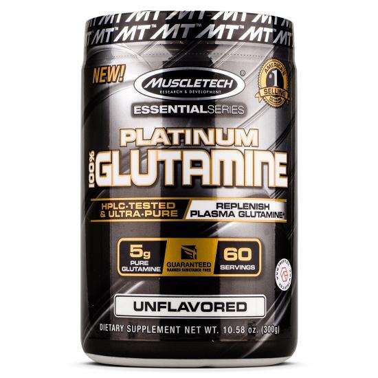 Platinum 100% GLUTAMINE 300g - MT