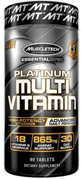 Platinum MULTIVITAMIN 90caps. - MT