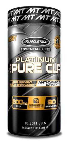 Platinum Pure CLA 90caps. - MT