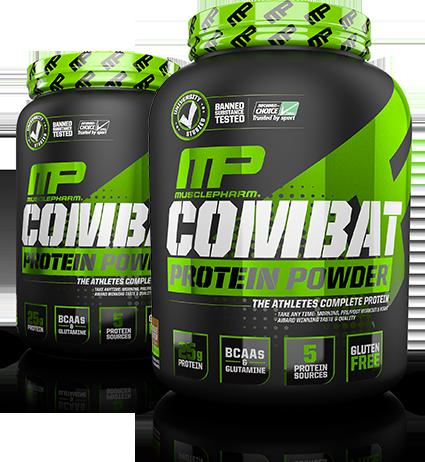 Combat Powder 1,8kg (4lb) - MP