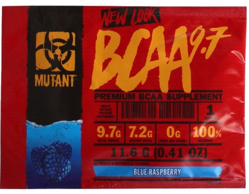 Mutant BCAA 9.7 1serv.