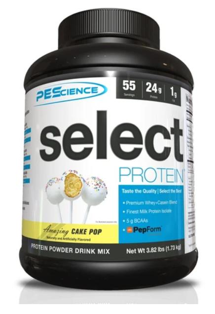 SELECT Protein 55serv. (Cake Pop) - PEScience