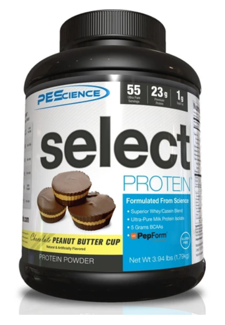 SELECT Protein 55serv. (Peanut Butter Cup) - PEScience