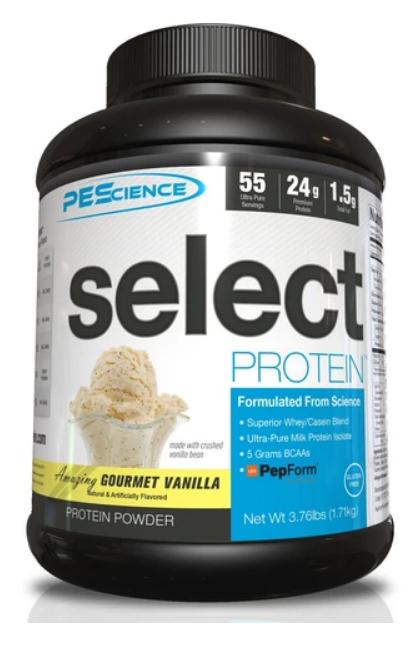 SELECT Protein 55serv. (Gourmet Vanilla) - PEScience