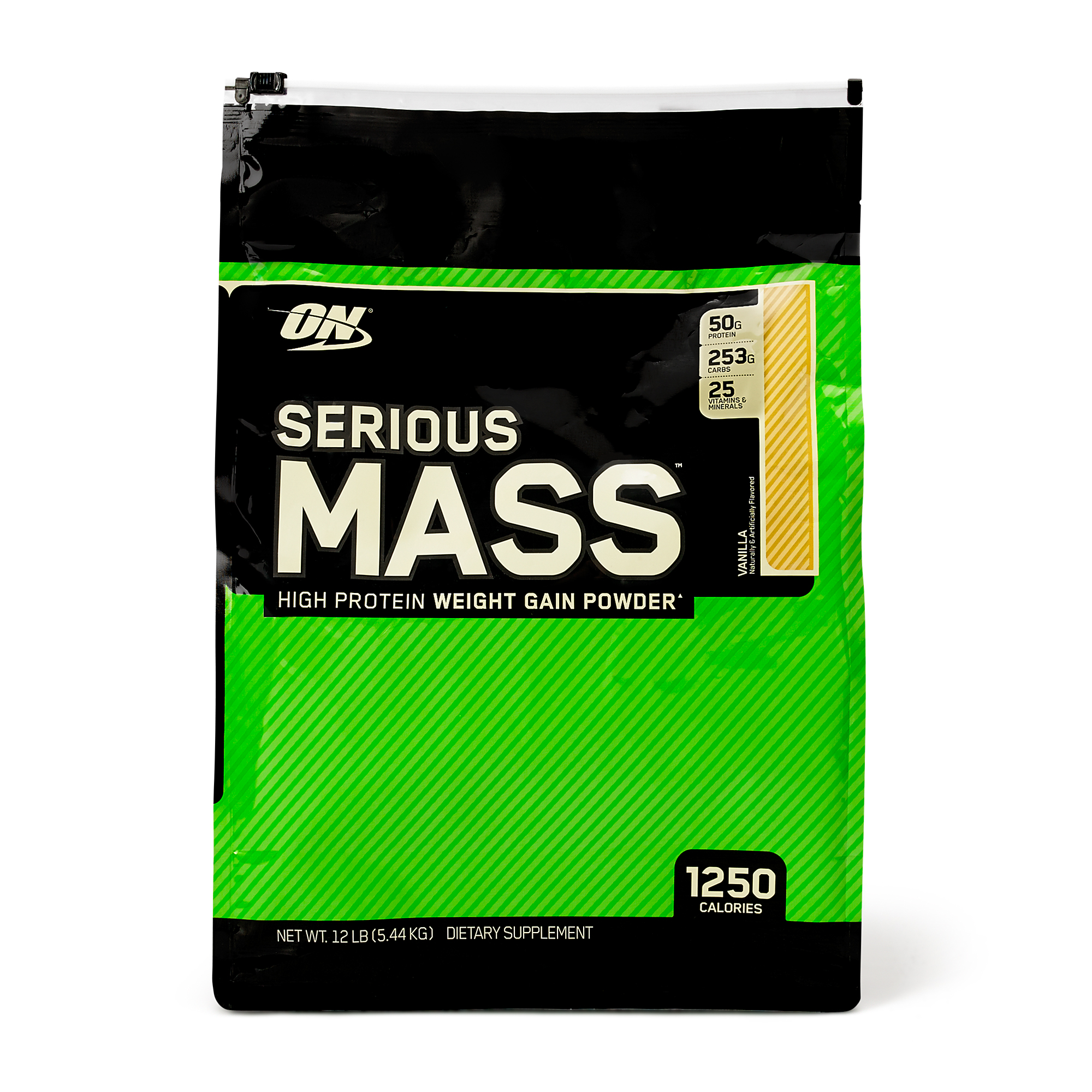 Serious MASS 12lb - ON