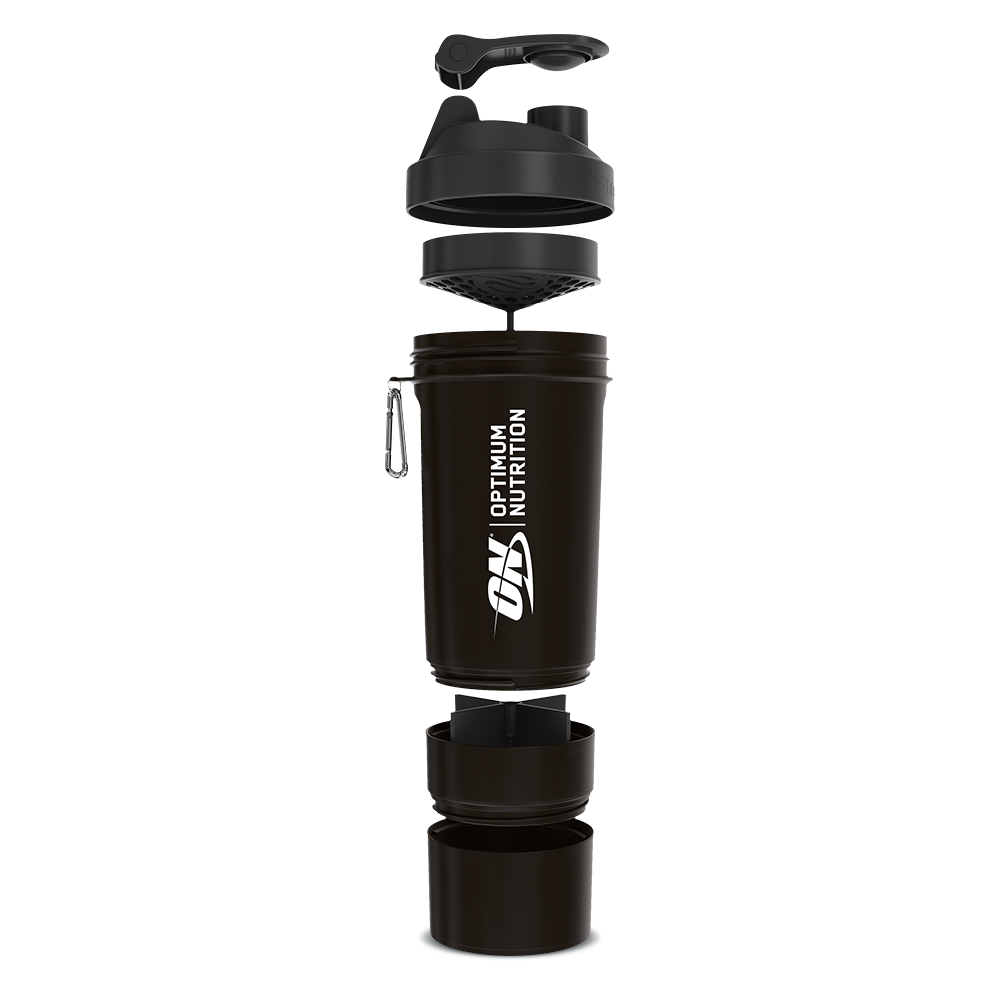 Shaker with compartments 800ml - ON