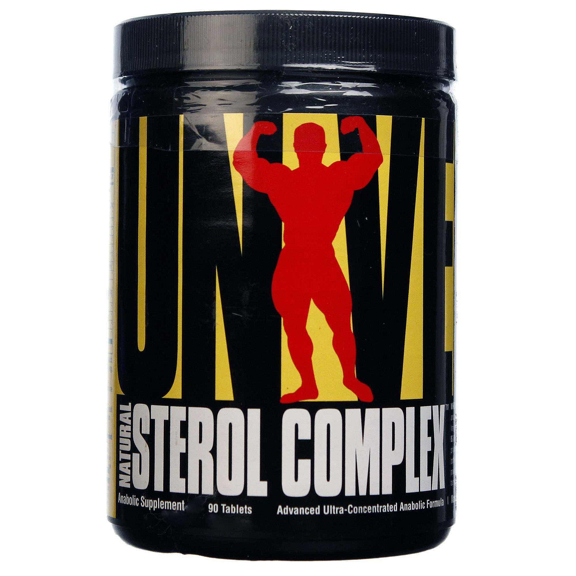 Natural Sterol Complex 180tab. - Universal