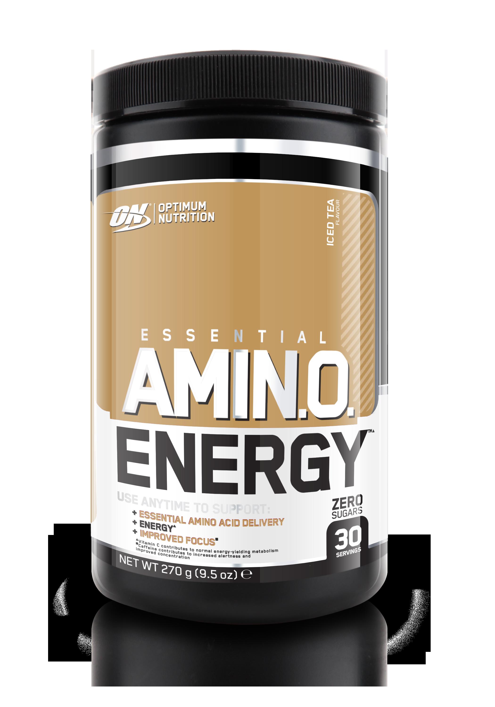 Amino Energy 270g iced tea - ON
