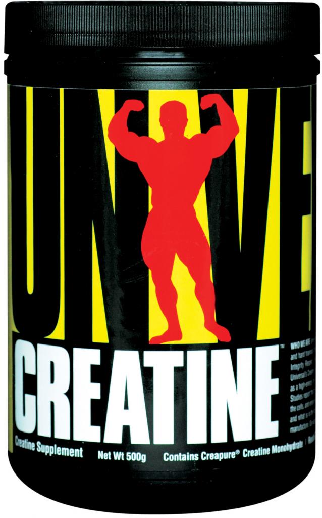 Creatine Powder 500g - Universal Nutrition