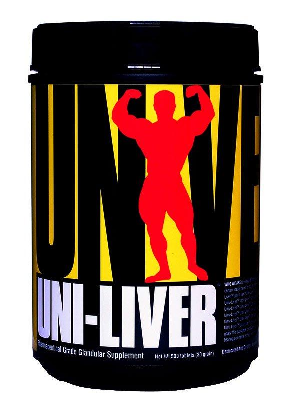 Uni-Liver 500tab. - Universal