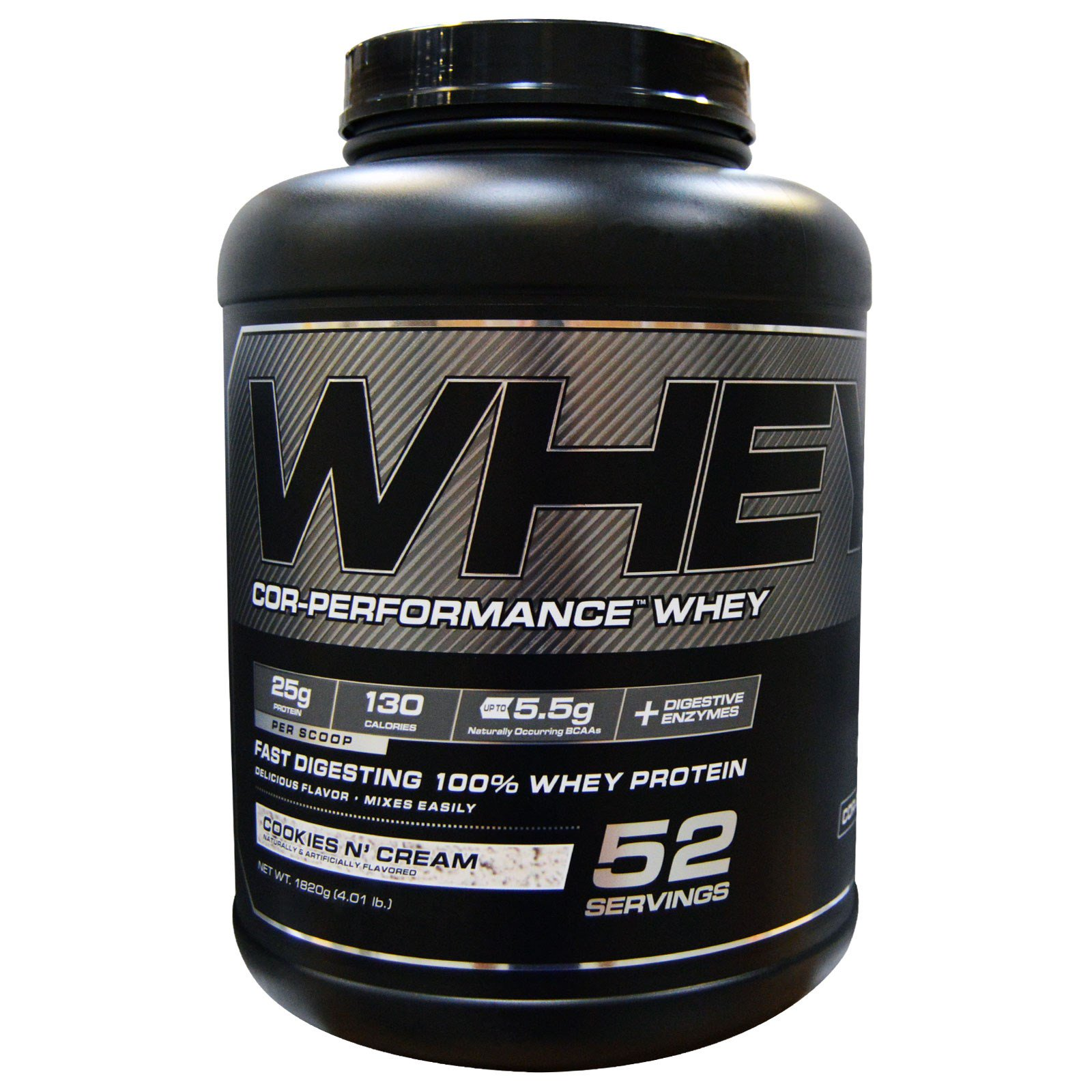 COR-Performance Whey 4lb cook. - COR
