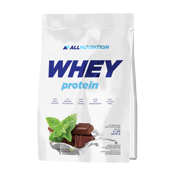 WHEY Protein 2270g Chocolate - ALLNUTRITION