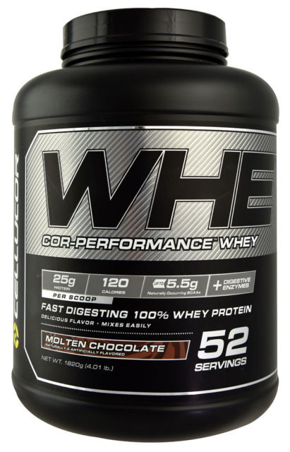 COR-Performance Whey 4lb choc. - COR